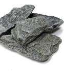Камень талькохлорит обвалованный для бани и сауны